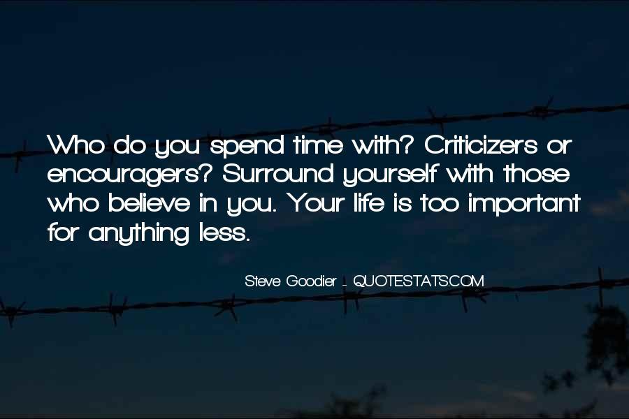 Criticizers Quotes #1023343
