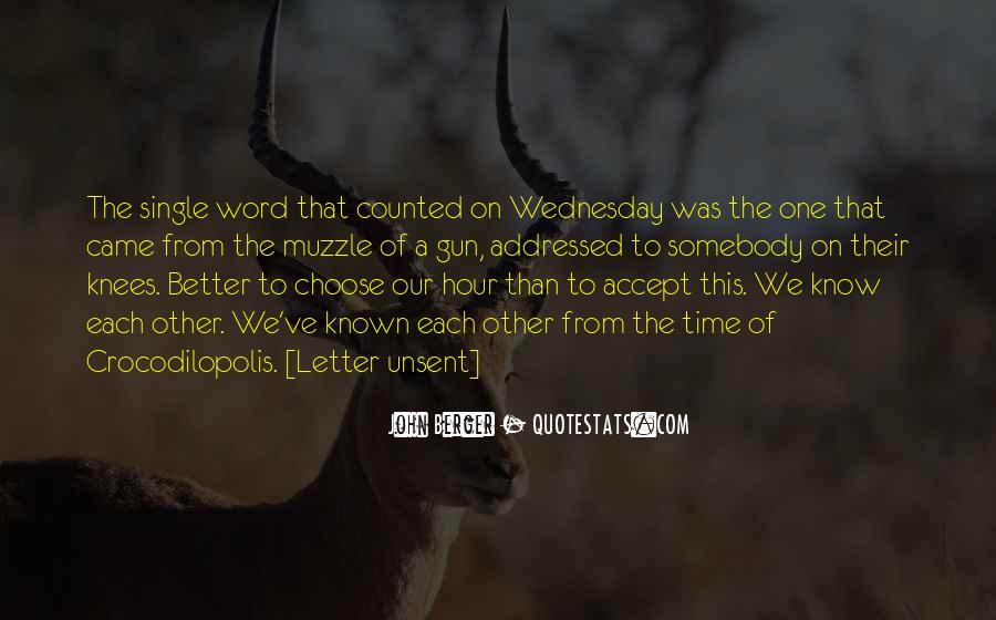 Crocodilopolis Quotes #1354738