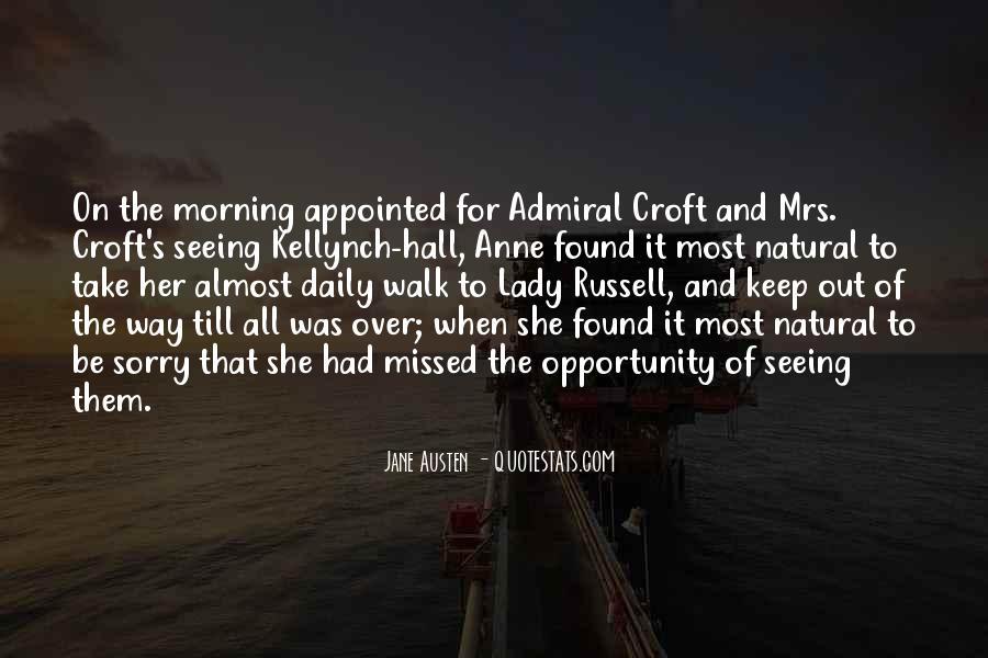 Croft's Quotes #1062800