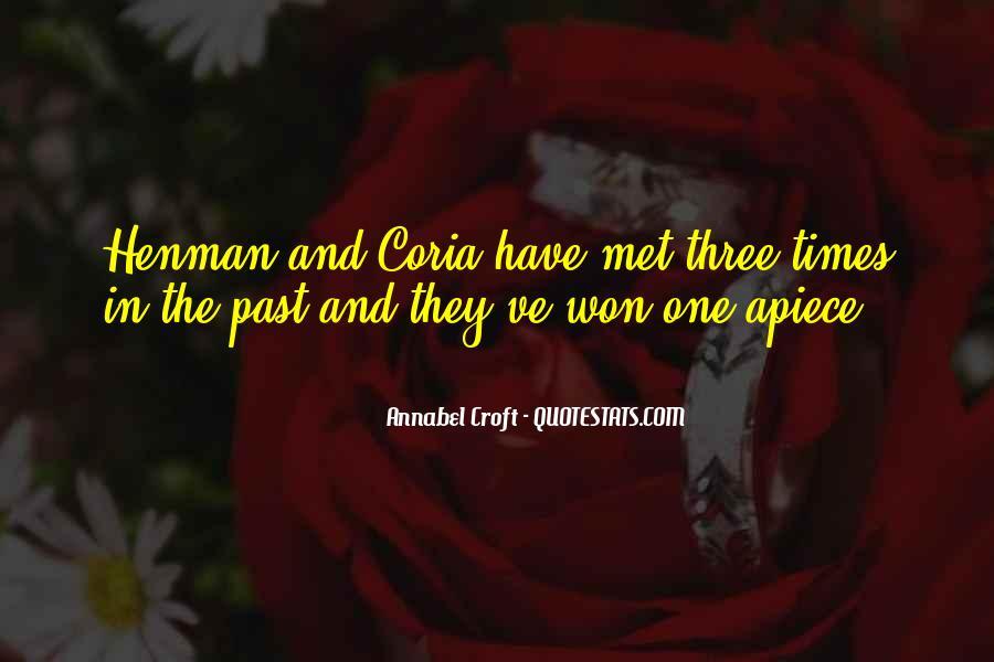 Croft's Quotes #1142355