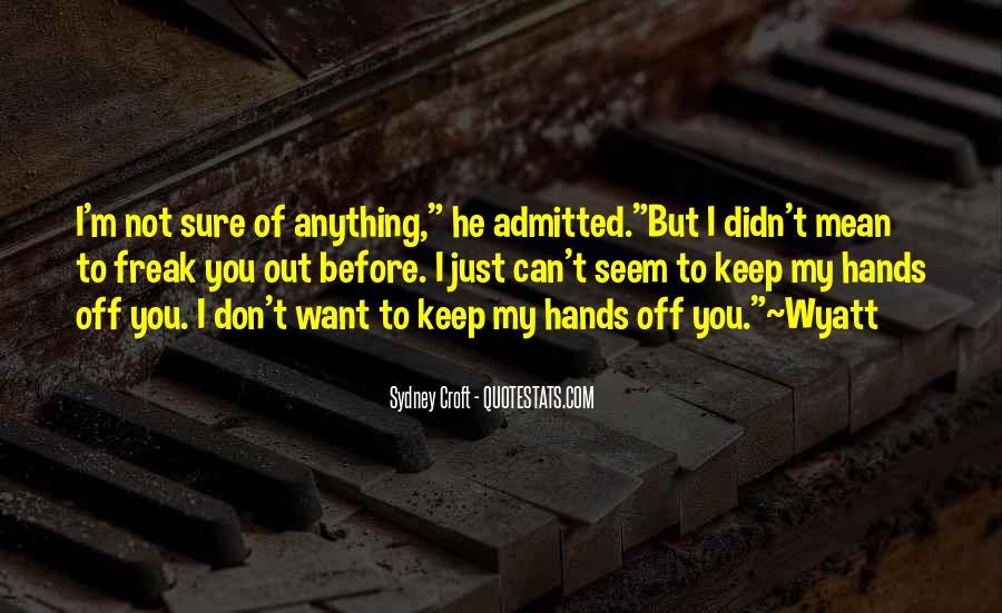 Croft's Quotes #1172383