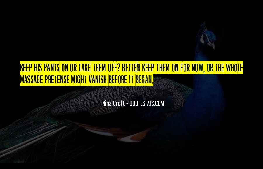 Croft's Quotes #1219437