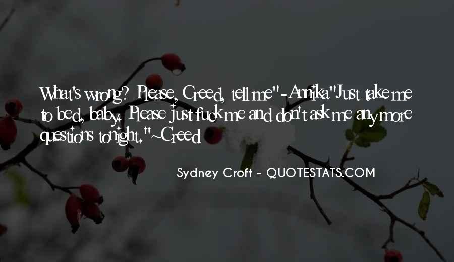 Croft's Quotes #1292866