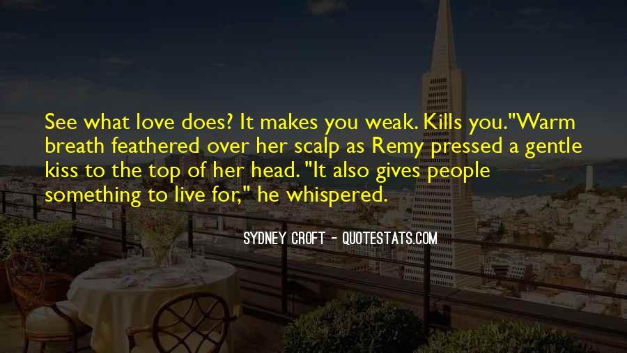 Croft's Quotes #1489399