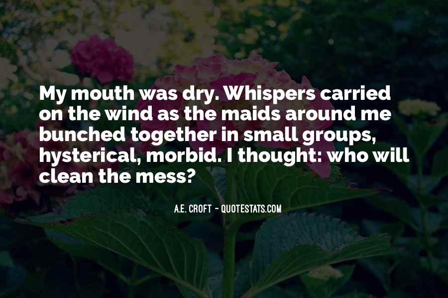 Croft's Quotes #1532680