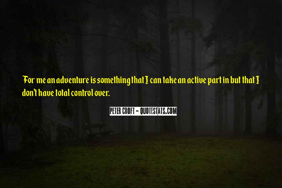Croft's Quotes #1610703