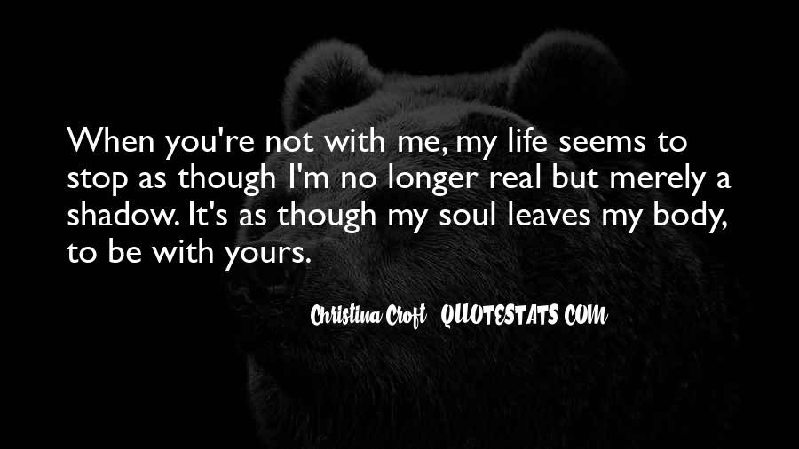 Croft's Quotes #1724180