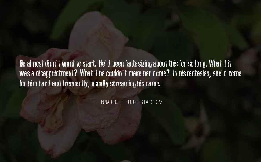 Croft's Quotes #1807754