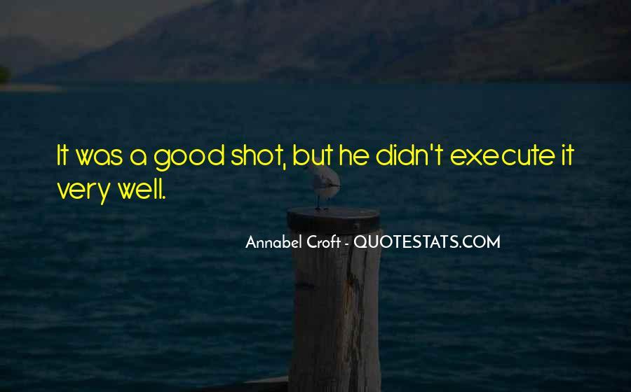 Croft's Quotes #253577