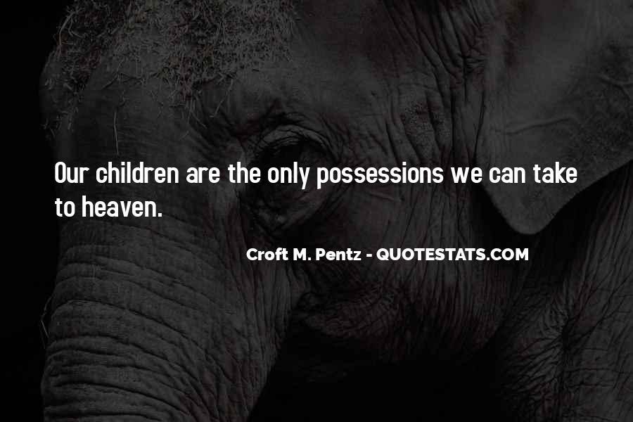 Croft's Quotes #291710