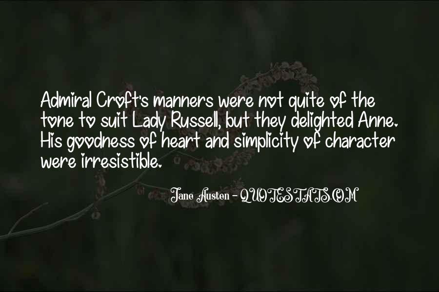 Croft's Quotes #403670