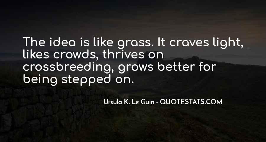 Crossbreeding Quotes #112655