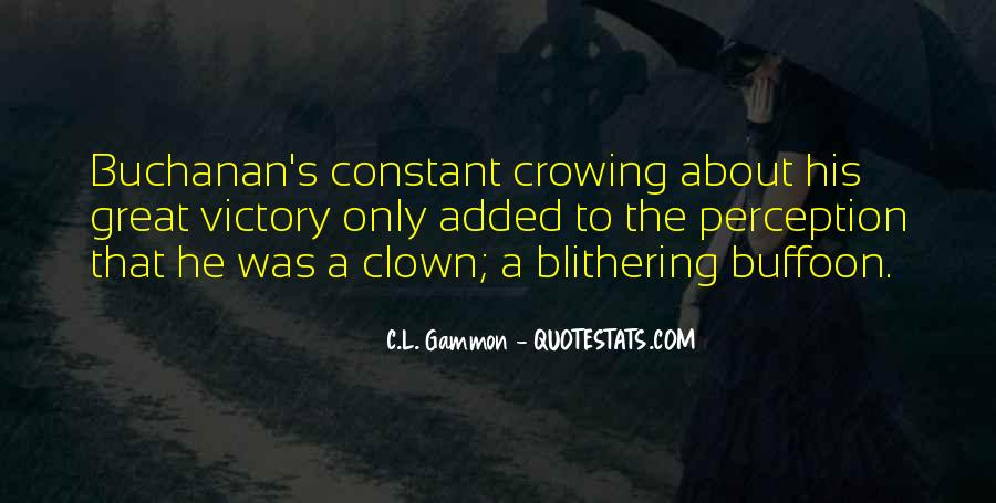 Crowing Quotes #1666992