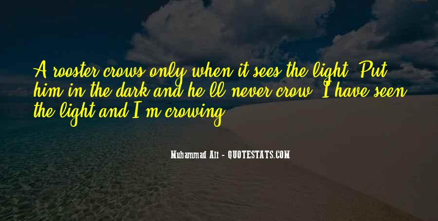 Crowing Quotes #655134