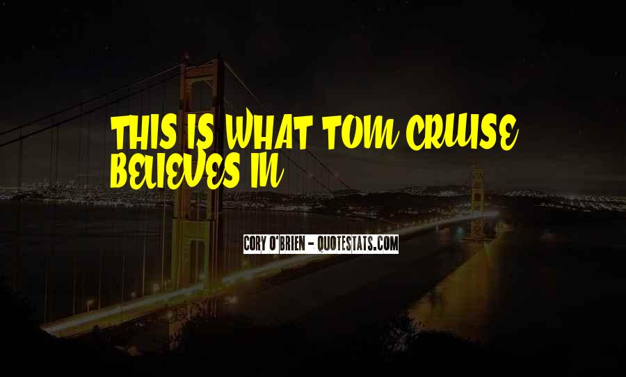 Cruise'n Quotes #269801