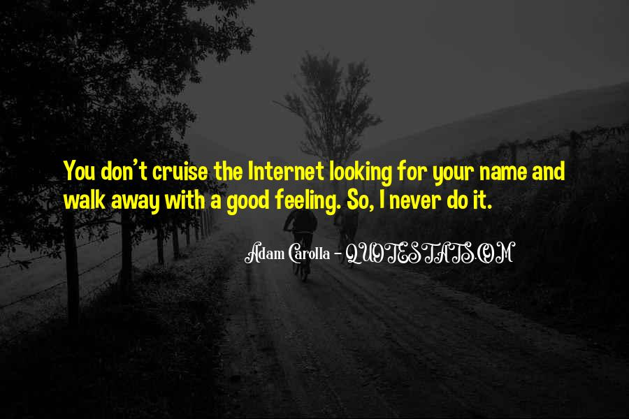 Cruise'n Quotes #46685