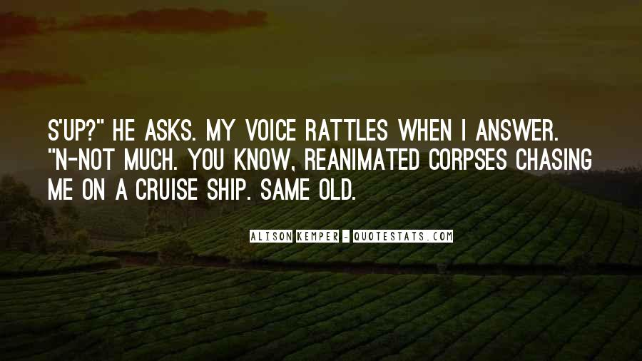 Cruise'n Quotes #661284