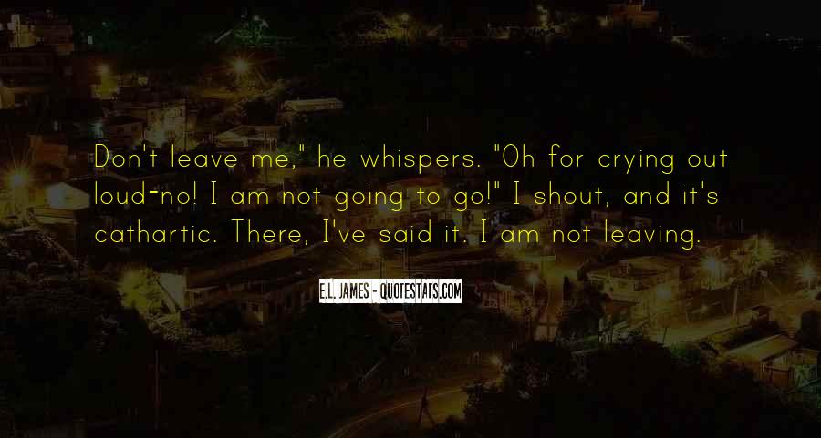 Crying's Quotes #153856