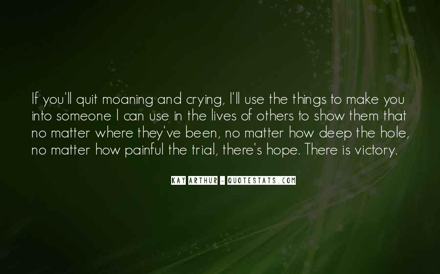 Crying's Quotes #198803