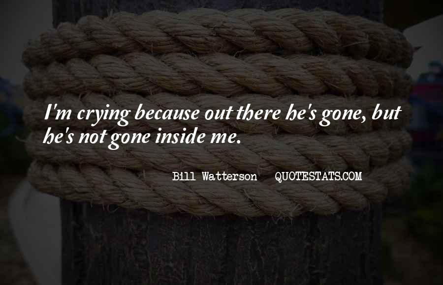 Crying's Quotes #210433