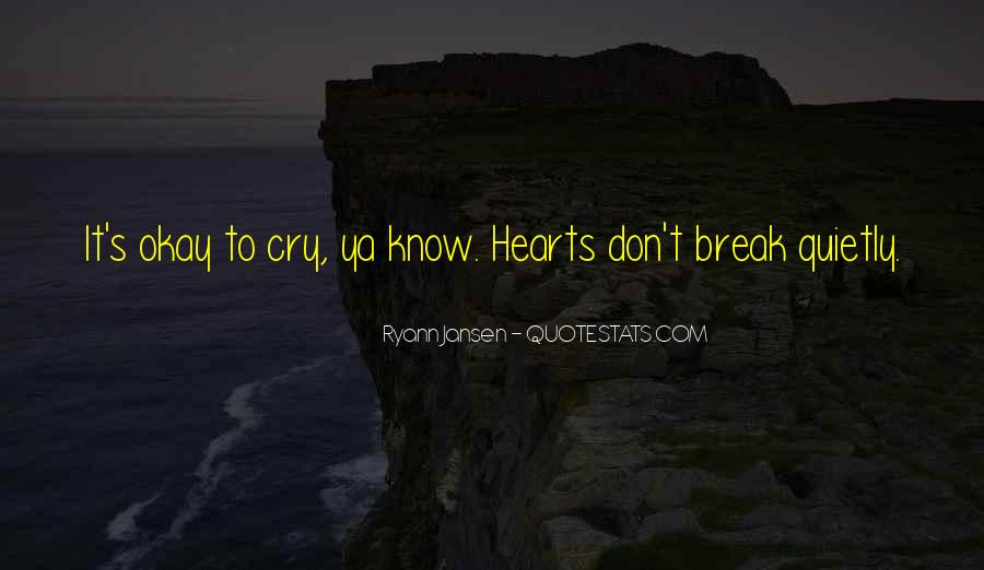 Crying's Quotes #254940