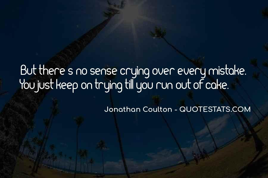 Crying's Quotes #322381