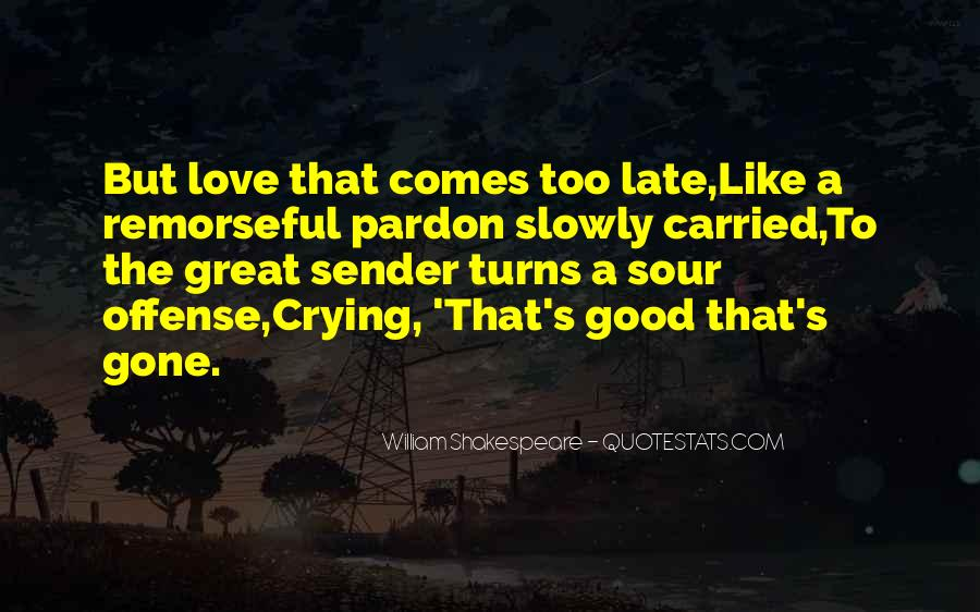 Crying's Quotes #330376