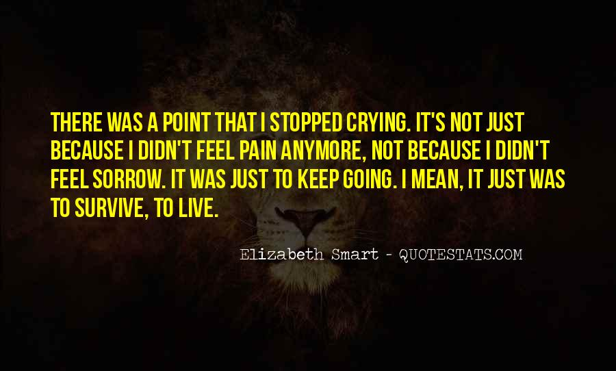 Crying's Quotes #343392