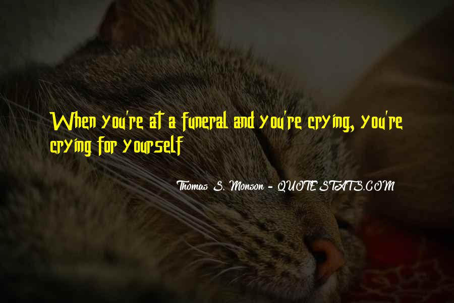 Crying's Quotes #45264