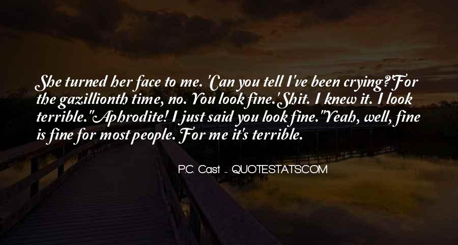 Crying's Quotes #52325