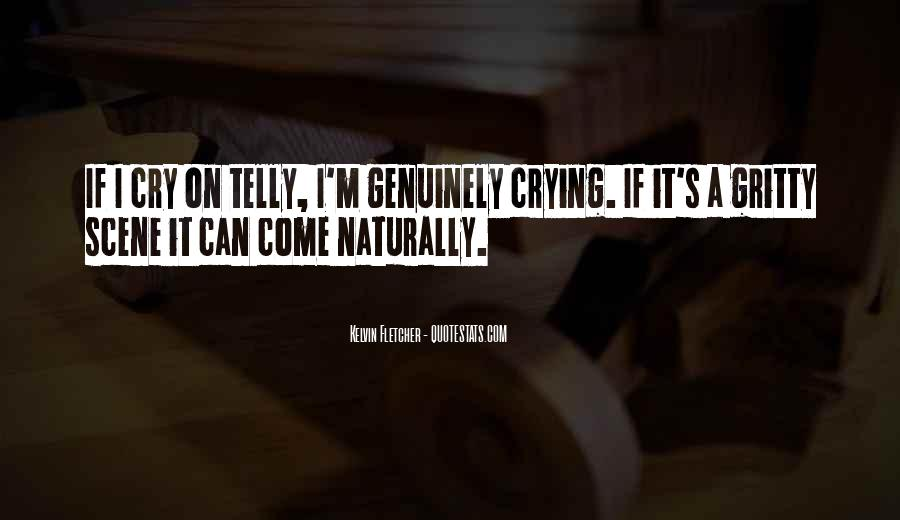Crying's Quotes #55531