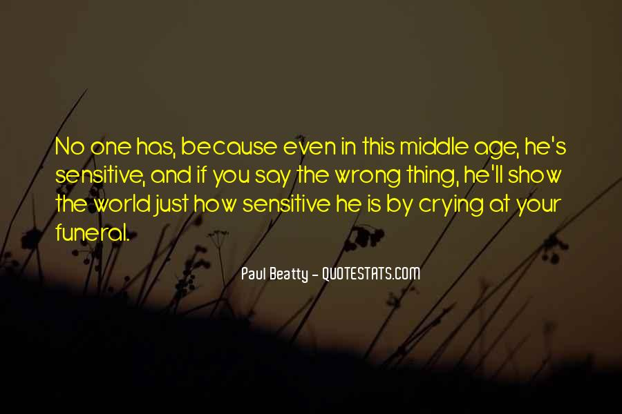 Crying's Quotes #87258