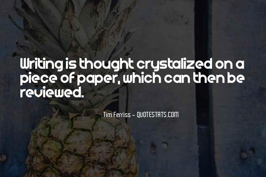 Crystalized Quotes #392365