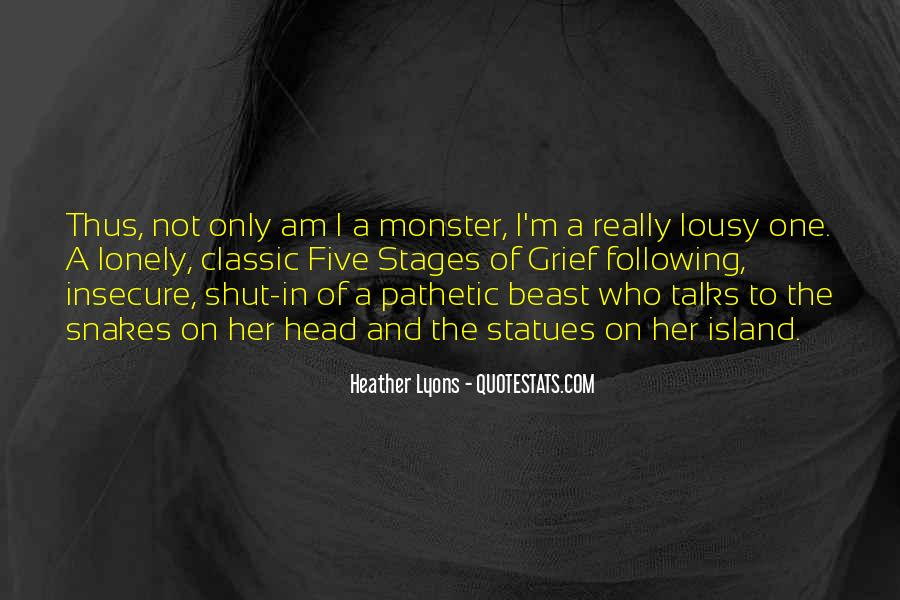 Quotes About Stages Of Grief #1222836