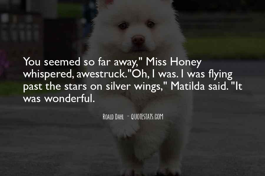 Quotes About Flying With Your Own Wings #411329
