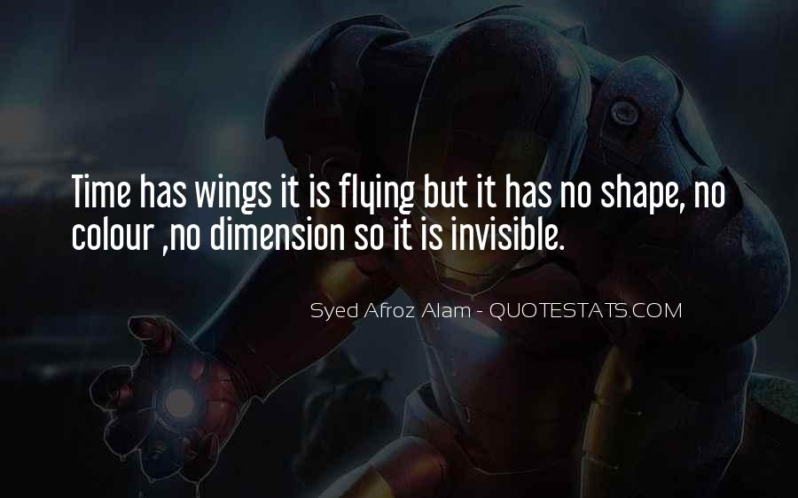 Quotes About Flying With Your Own Wings #666591