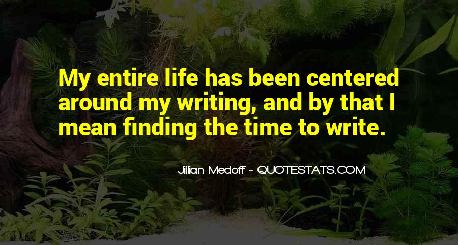 Quotes About Finding Time For Yourself #146318