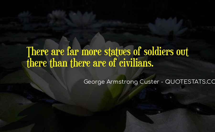 Custer's Quotes #1085796