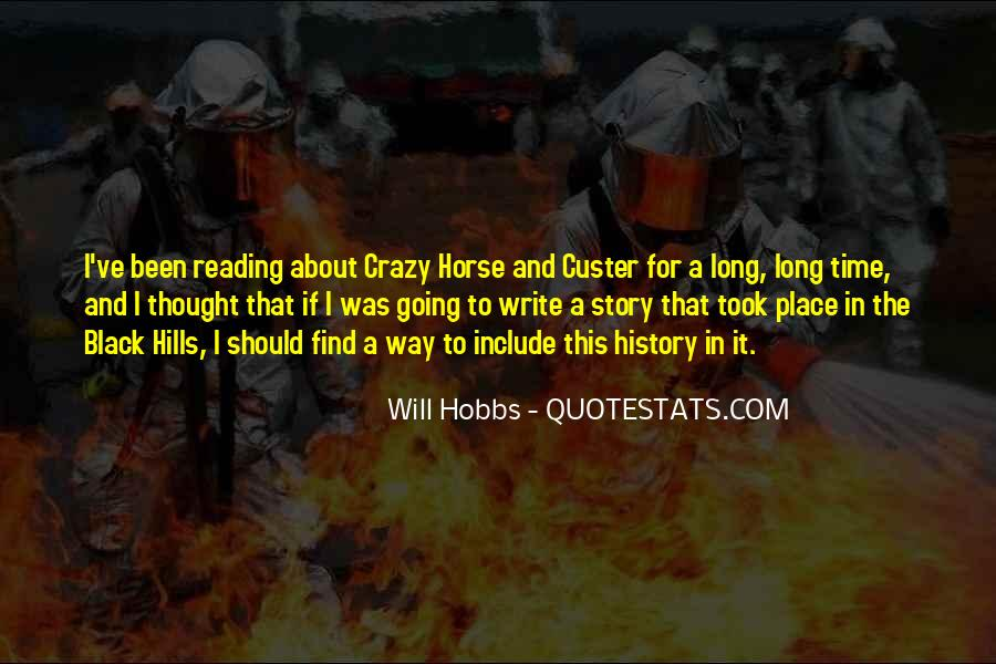 Custer's Quotes #28946