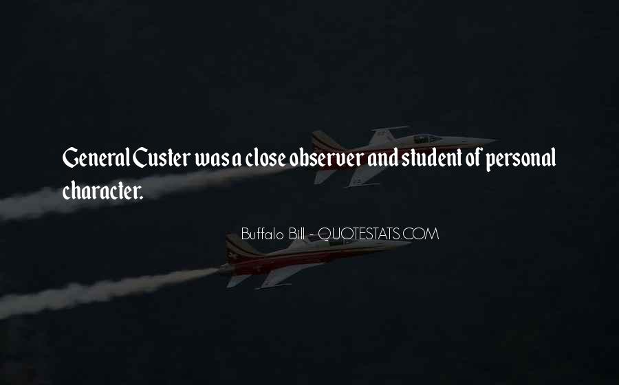 Custer's Quotes #774469