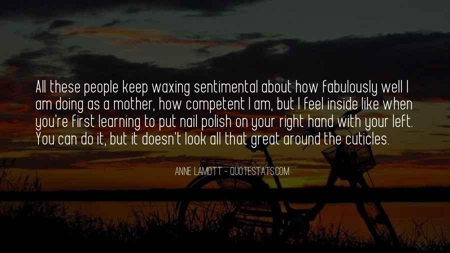 Cuticles Quotes #285223