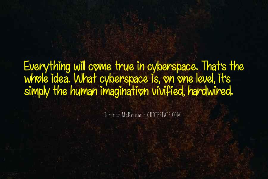 Cyberspace'd Quotes #1726423