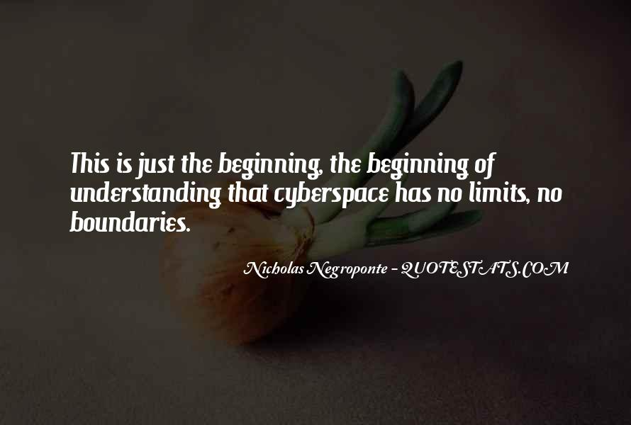 Cyberspace'd Quotes #291402