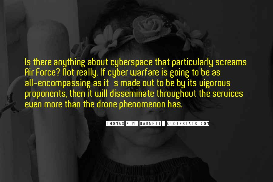 Cyberspace'd Quotes #412473