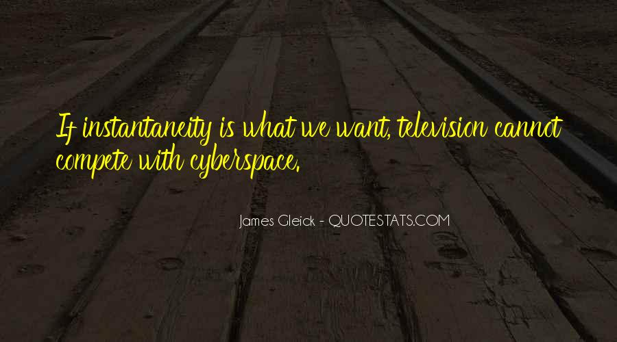 Cyberspace'd Quotes #820717