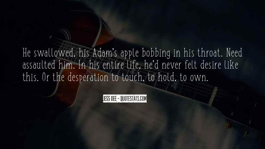 D'adam Quotes #367490