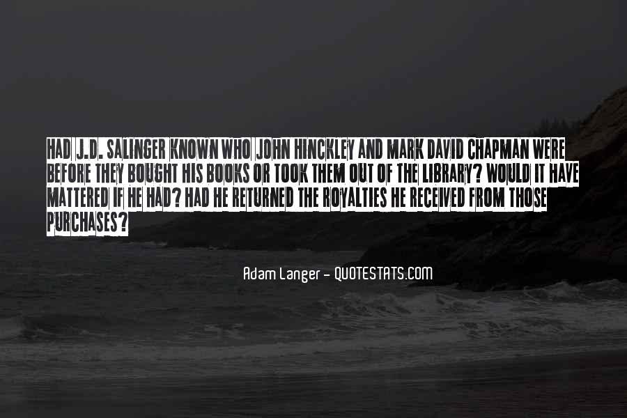 D'adam Quotes #371868