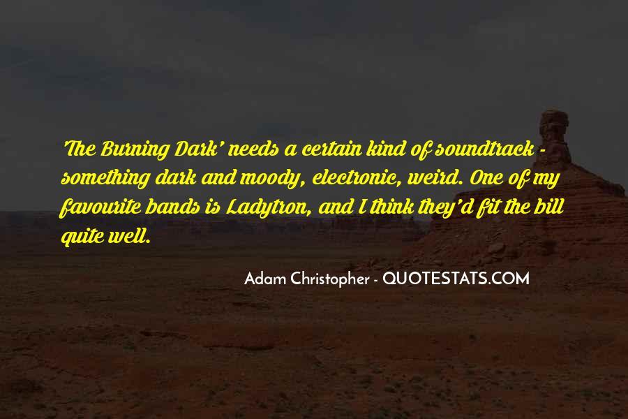 D'adam Quotes #463577