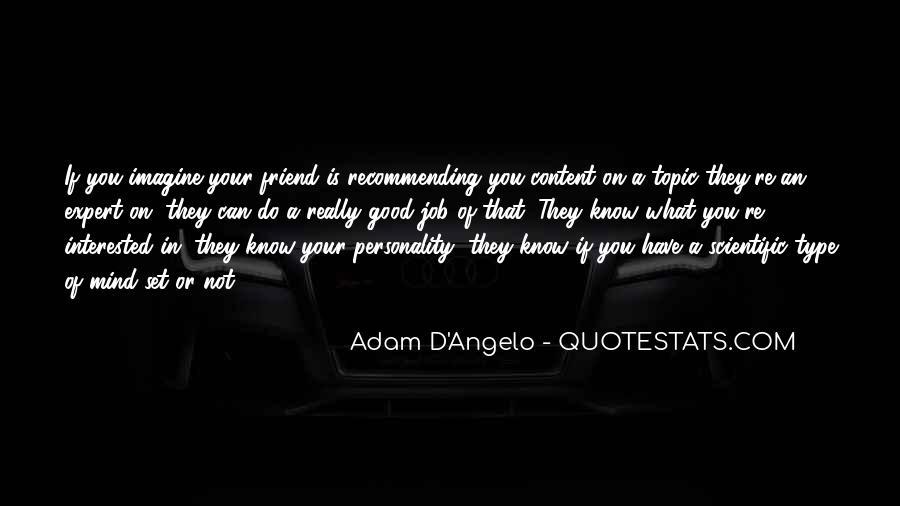 D'adam Quotes #468198