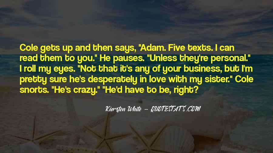 D'adam Quotes #473531